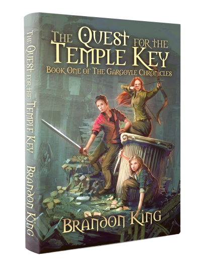 The Quest for the Temple Key Intro